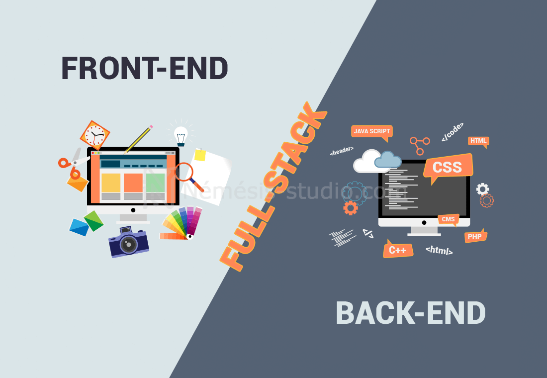 développement front-back-end