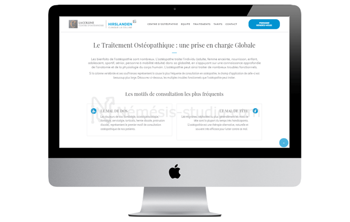 site-one-page-osteopathe-traitements
